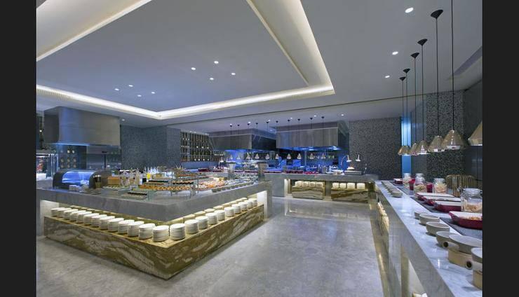 Sheraton Grand Jakarta Gandaria City Hotel Jakarta - Buffet
