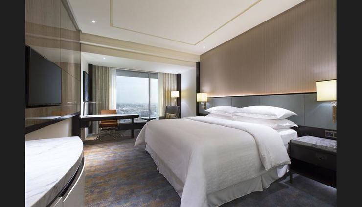 Sheraton Grand Jakarta Gandaria City Hotel Jakarta - Guestroom