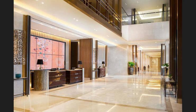 Sheraton Grand Jakarta Gandaria City Hotel Jakarta - Featured Image