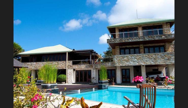 Alamat The Rishi Balangan - Bali