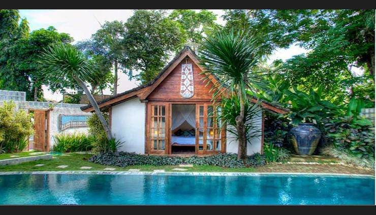 The Joglos Bali - Exterior