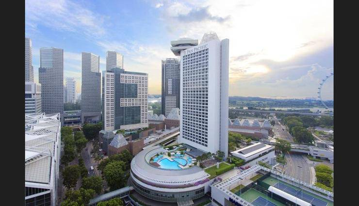 Pan Pacific Singapore - Featured Image