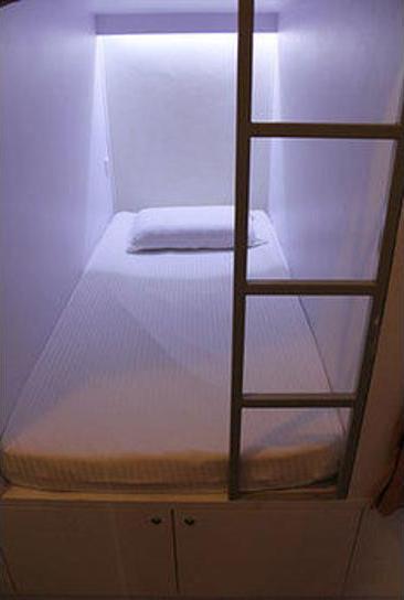 Pillow Talk Hostel Singapore - Guestroom