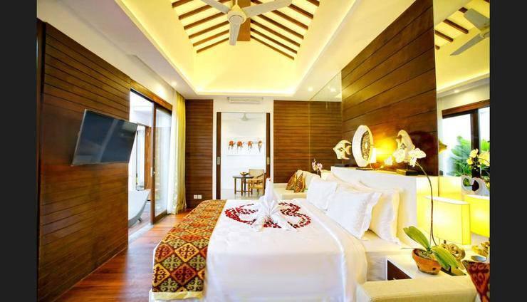 Asuri Bali Villas Kuta - Guestroom