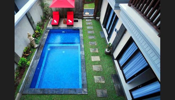 De' Bharata Villas Seminyak - Guestroom