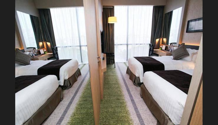 Park Hotel Alexandra - Guestroom