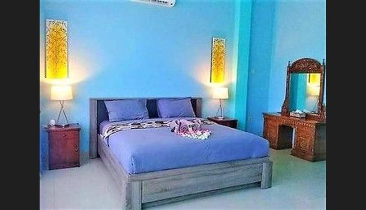 Villa Rembulan Lombok - Guestroom