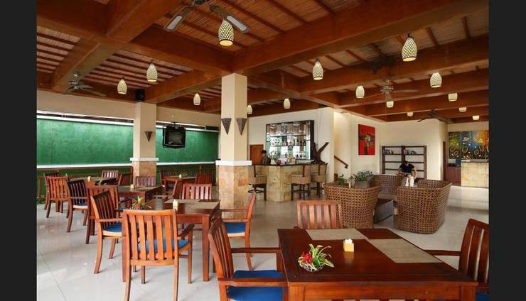 Villa Grasia Lombok - Restaurant
