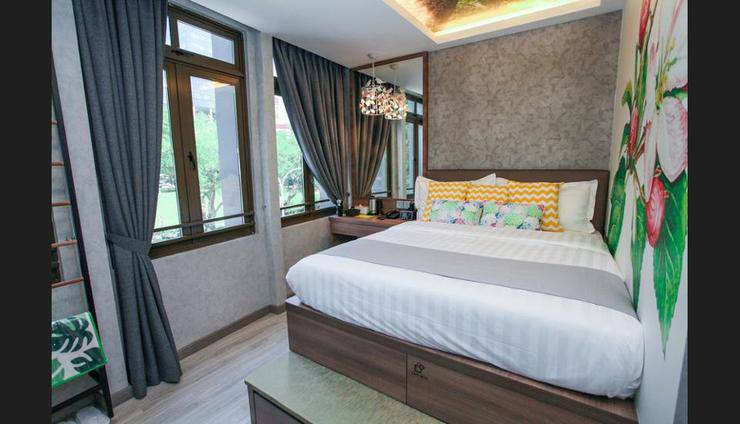 Champion Hotel City Singapore - Guestroom