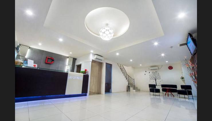 Dju Dju Hotel Batam - Featured Image