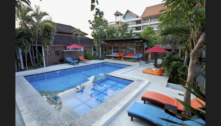 Ayu Lili Garden Hotel Bali - Featured Image
