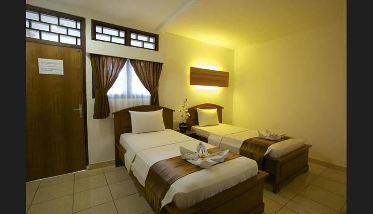 Ayu Lili Garden Hotel Bali - Guestroom