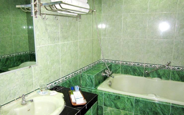 Hotel Grand Duta Palembang - Kamar mandi