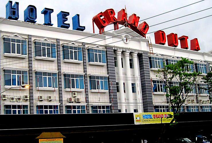 Hotel Grand Duta Palembang - Exterior