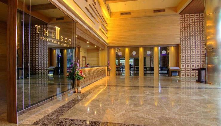 BCC Hotel  Batam - The BCC Hotel & Residence Lobby