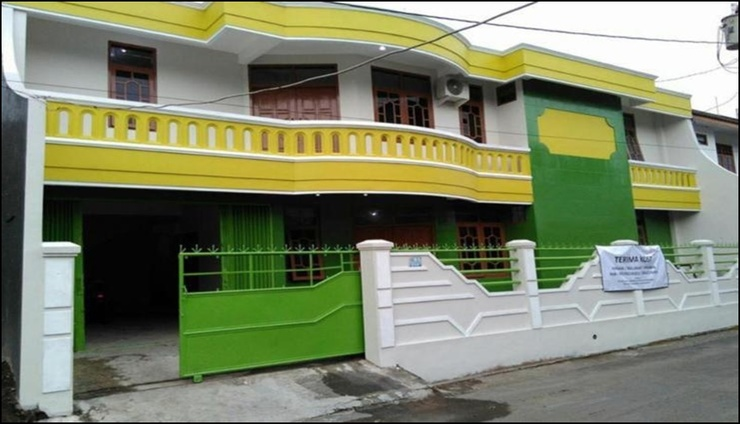 Homestay at Ekos UII 1 Yogyakarta - exterior