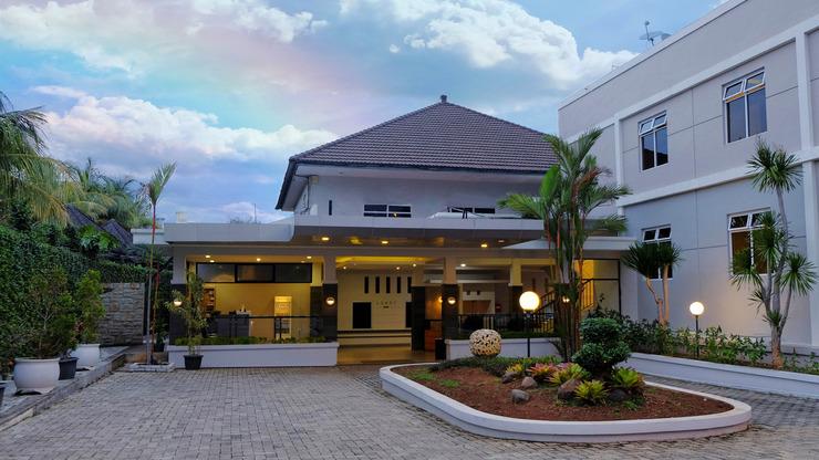 Kuraya Residence Bandar Lampung - Lobby