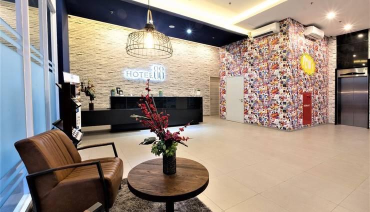 Hotel 88 Bekasi Bekasi - Lobby