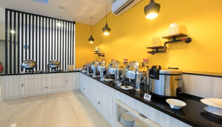 Hotel 88 Bekasi Bekasi - Buffet