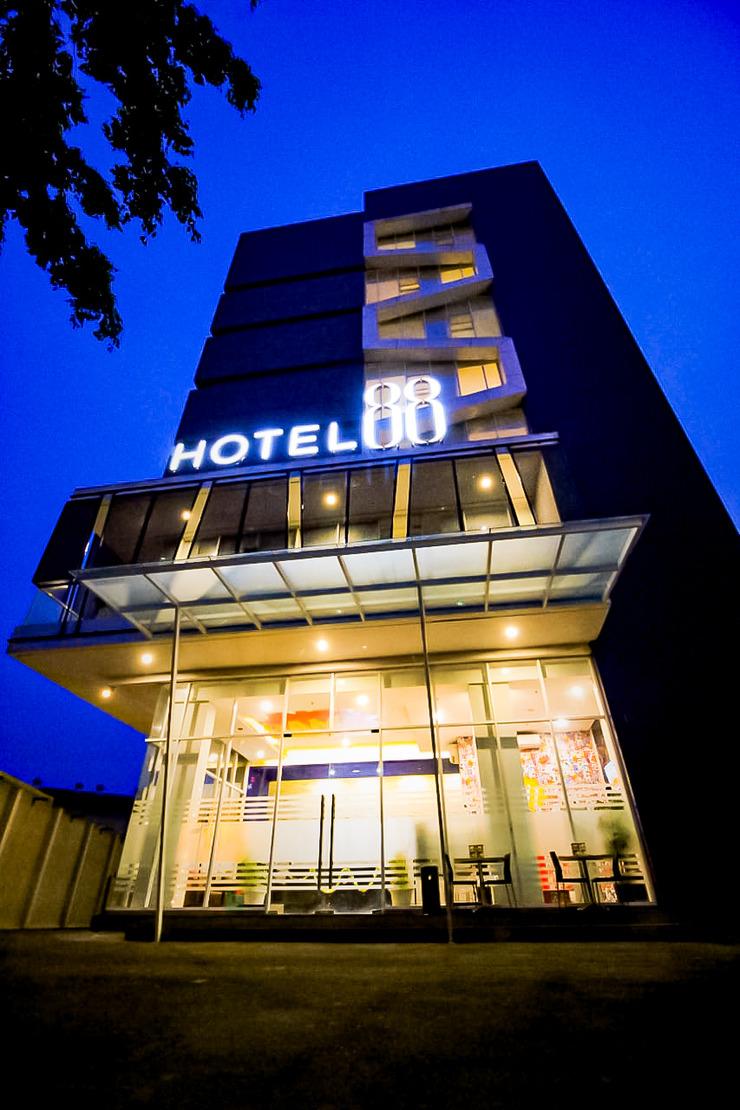 Hotel 88 Bekasi Bekasi - Gedung Hotel