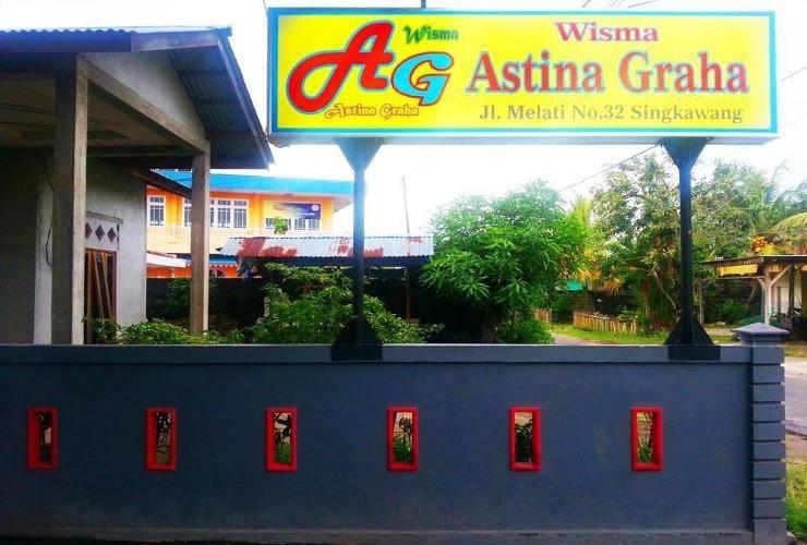 Wisma Astina Graha Singkawang - Exterior