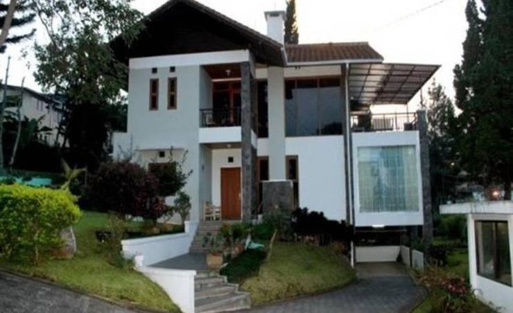 Alamat Villa Gerbera II Istana Bunga – Lembang Bandung - Bandung