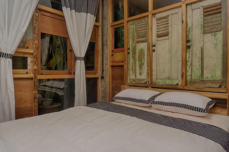 Lorong Homestay Yogyakarta - room