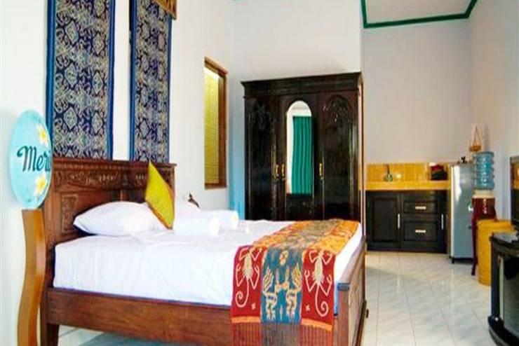 Meriki Hotel Bali - Kamar tamu