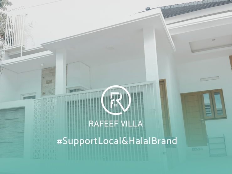 Villa Rafeef - 3 Bedrooms Malang - property building