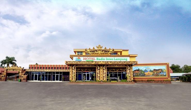 Hotel Radin Inten Syariah Lampung Selatan - Exterior