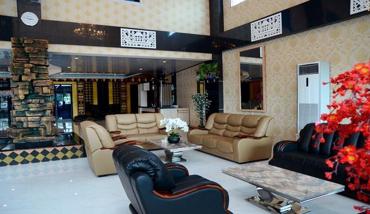 Hotel Radin Inten Syariah Lampung Selatan - Interior
