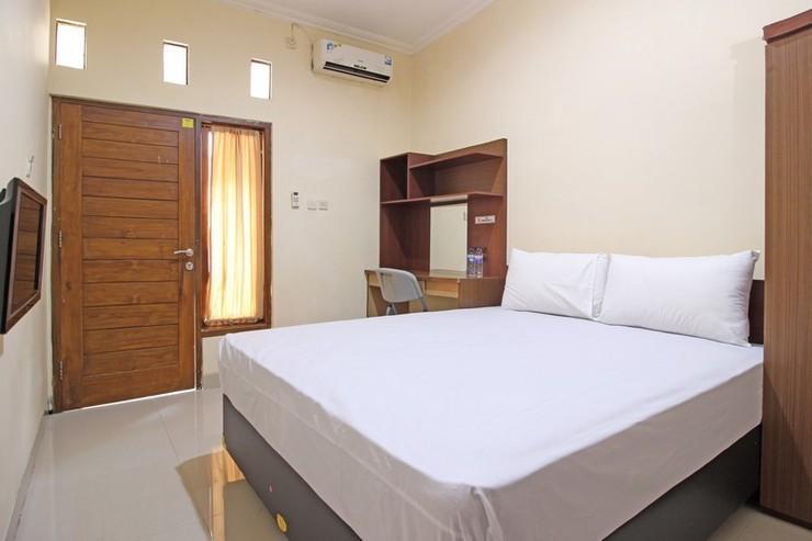 G Hans Yogyakarta - Bedroom