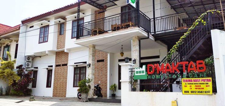 D' Maktab Homestay Malang - Exterior