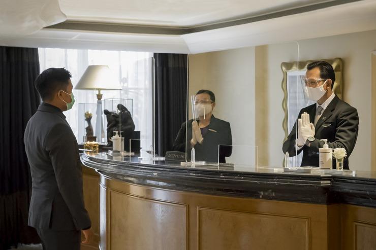 Hotel Gran Mahakam Jakarta - Hygiene Protocol