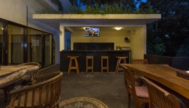 Paica Hotel Bali - Restoran