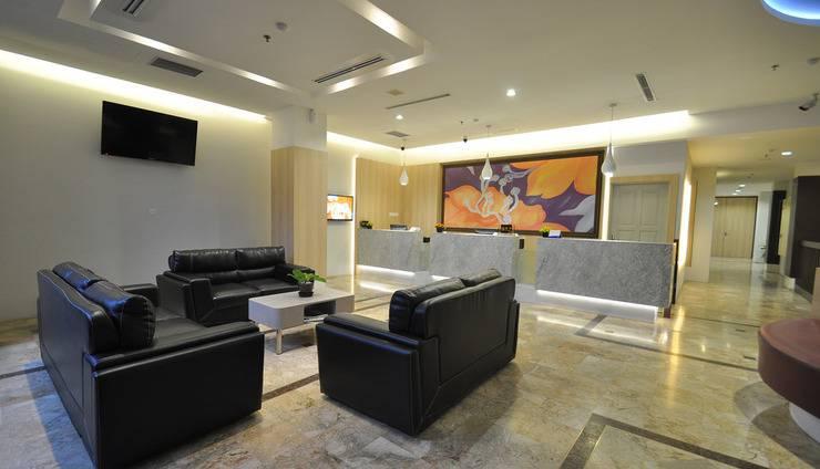 Dreamtel Hotel Jakarta - Lobby