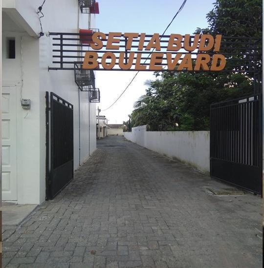 Guest House Setiabudi Boulevard SYARIAH Medan - Exterior