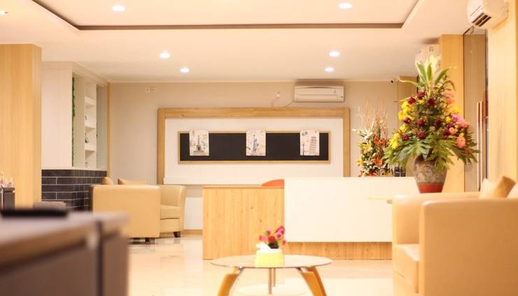 C Hotel Cirebon Cirebon - Lobby