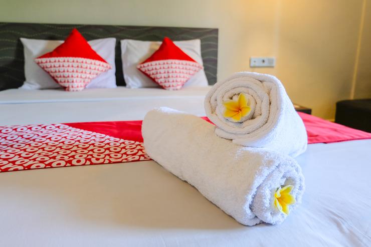 OYO 788 Bidari Hotel Lombok - Bedroom