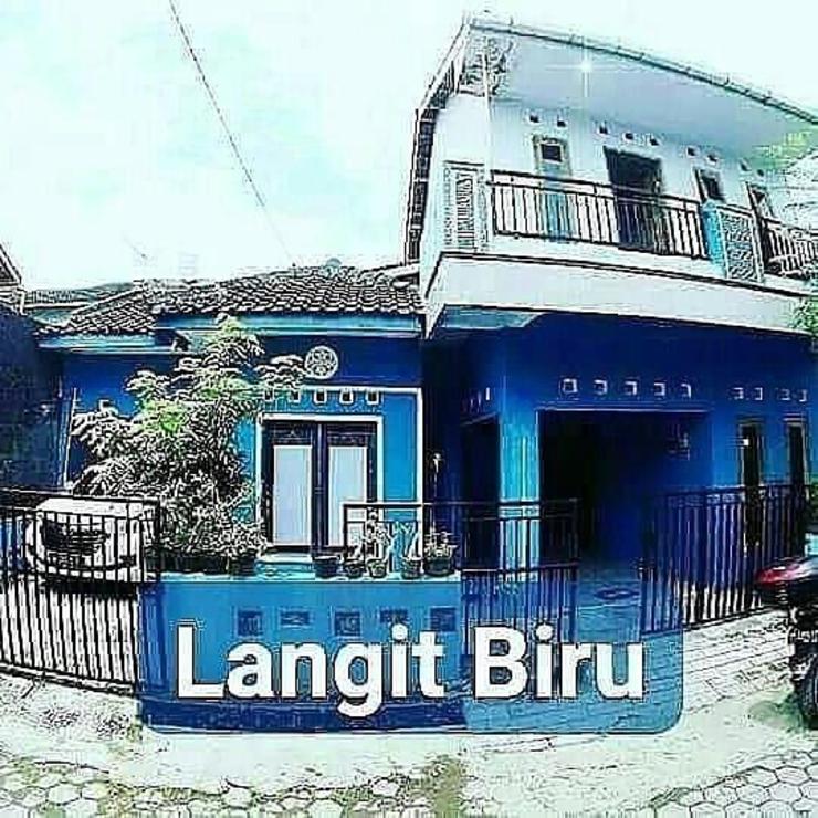 Langit Biru Homestay Jogja Yogyakarta - Exterior