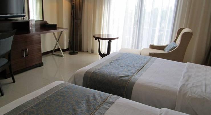 Asmila Hotel Bandung - Kamar Tamu