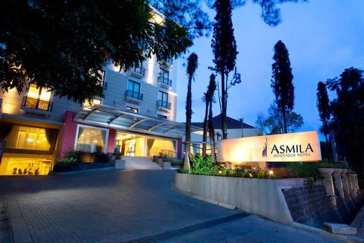 Asmila Hotel Bandung -  Appearance