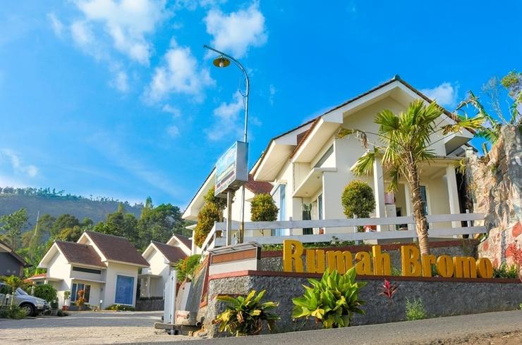 Villa Rumah Bromo Probolinggo - Exterior