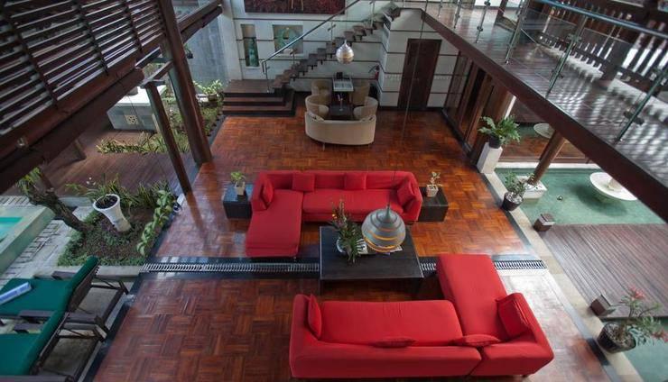 Villa Casis by Nagisa Bali Bali - Interior