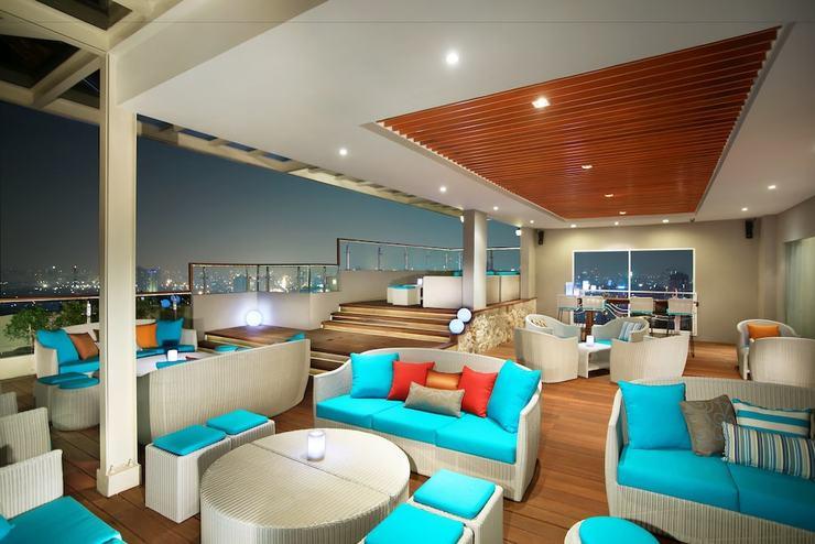 Aston Marina - Hotel Lounge
