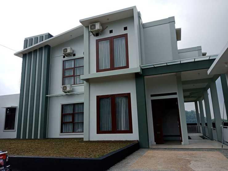 Villa Fahim 2 Puncak 4 Kamar Cianjur - Facade