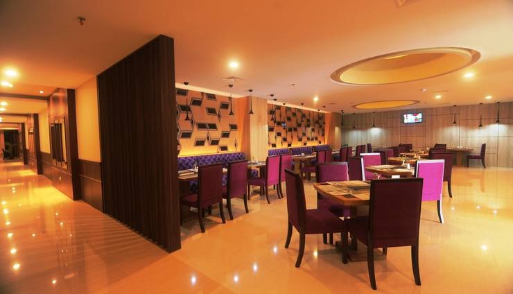 S-One Hotel Palembang by Tritama Hospitality Palembang - RESTO