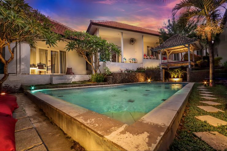 White Dove Villa Resort Bali - Outdoor