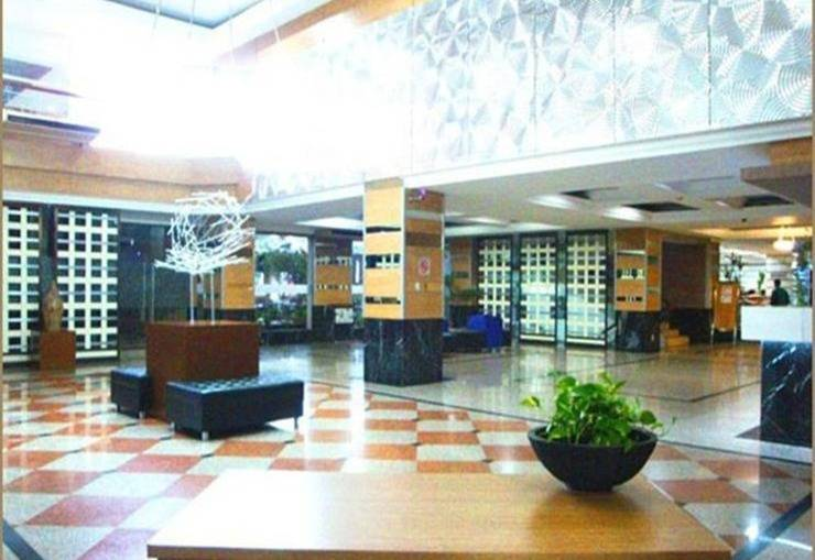Hotel Gren Alia Cikini Jakarta - Lobi