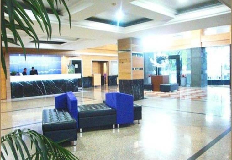 Alamat Harga Kamar Hotel Gren Alia Cikini - Jakarta